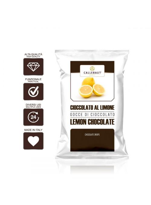 Cioccolato al limone Callebaut