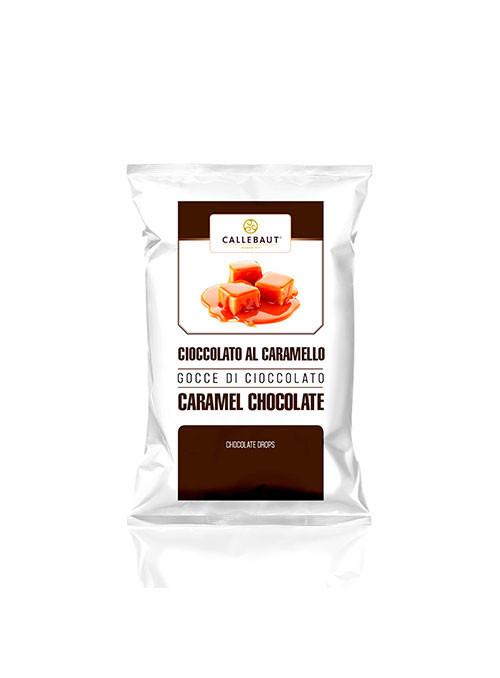 Cioccolato al caramello...