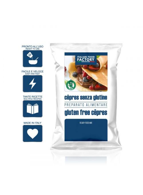 Crêpes Gluten Free Mix