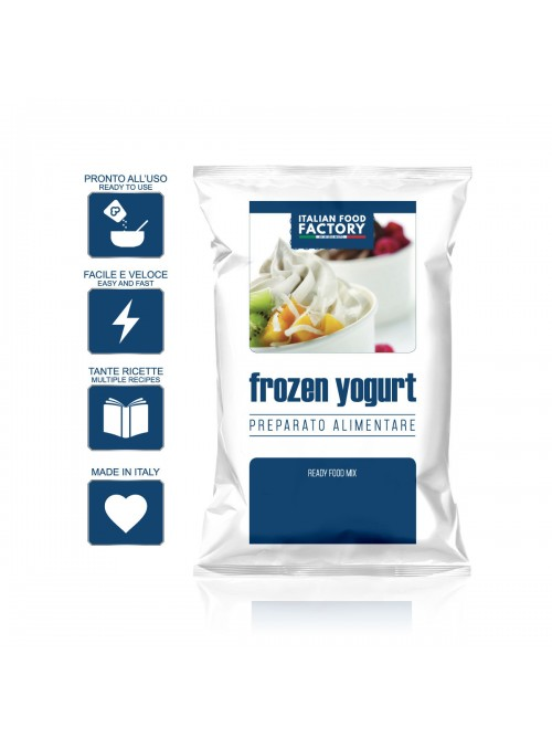 Frozen Yogurt Mix